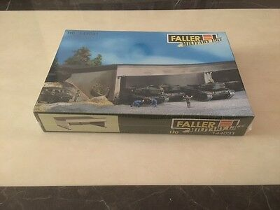 Faller Military 144031 - HO Scale Vehicle Shed - Still sealed in original box
