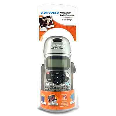 DYMO LetraTag LT-100H Handheld Label Maker for Office or Home 1749027 Brand New