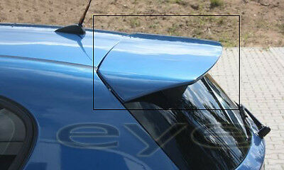 Bmw 1 E81 E87   Rear Roof Spoiler