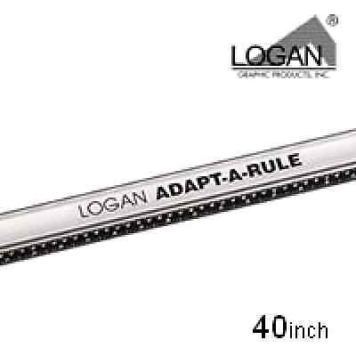 Logann Cutting Guides Adapt A Rule Cutting Guide With Aluminium Guide Rail
