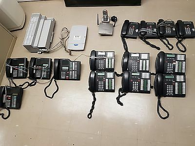 Nortel Norstar CICS Business Office Phone System (14) + VoiceMail