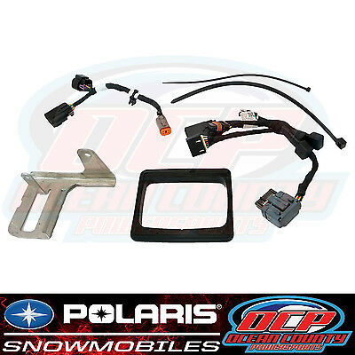 New Pure Polaris Snowmobile Axys Oem Factory Pidd Install Kit 2880493