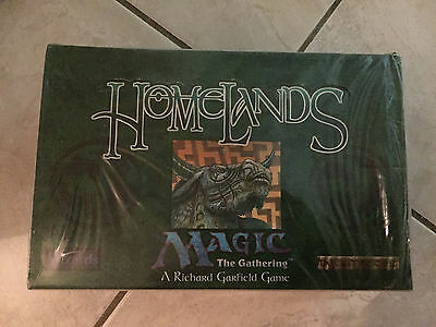 Homelands Magic: The Gathering booster box