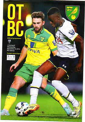 Norwich City Under-21s v Liverpool Under-21s 2014-15