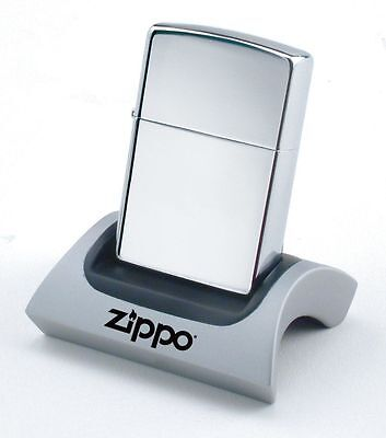 Zippo Lighter Display Stand Magnetic Holds 1 Lighter 142226 Free Shipping New