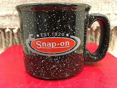 Snap-On Heavy Duty Ceramic Coffee Mug