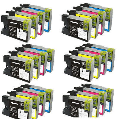 24 XL Ink Cartridges For Brother LC223 MFC-J5625DW J5720DW DCP-J4120DW