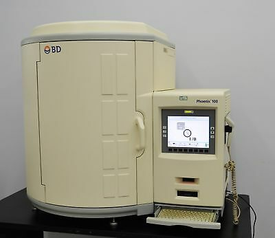 Becton Dickinson BD Phoenix 100 Automated Microbiology System ID AST Bioreactor
