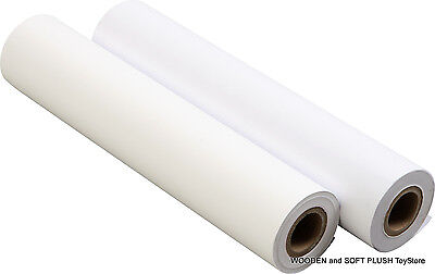 BRAND NEW drawing art PAPER REFILLS 2 rolls in box drawing sketching