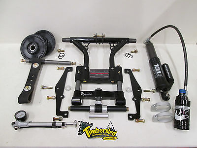 Timbersled Mountain Tamer Rear Suspension Arm With Fit Kit For Oem Polaris 163