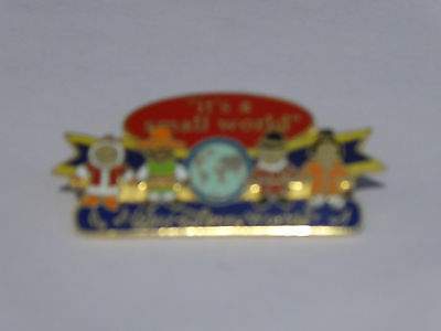 Disney Trading Pins 1140 WDW - It's A Small World