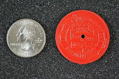 1800-1950 LANCASTER & FAIRFIELD COUNTY OHIO 150 YEARS Sesqui-Centennial Token