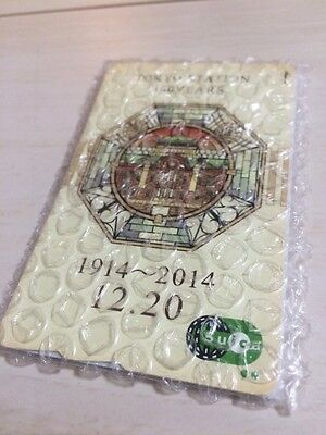 JR Tokyo Station 100th Anniversary Japan Railway Suica (smart card)
