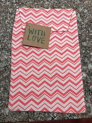 Custom Boutique Baby Wipes Travel  Wipe Diaper Pouch Chevron New