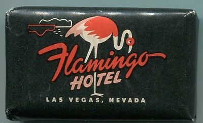 Las Vegas Nv FLAMINGO Casino Soap Bar 1950s