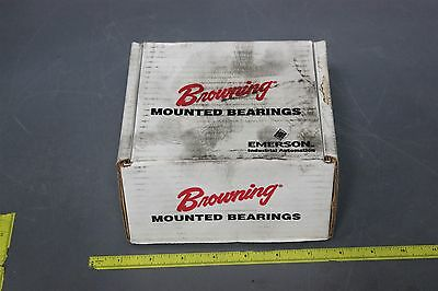 New Browning Flange Mounted Bearing Fce920-1209 X 1 3/8 Special(S9-4-65)