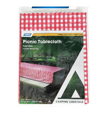 Camco Vinyl Tablecloth - Camping & Outdoors Accessories