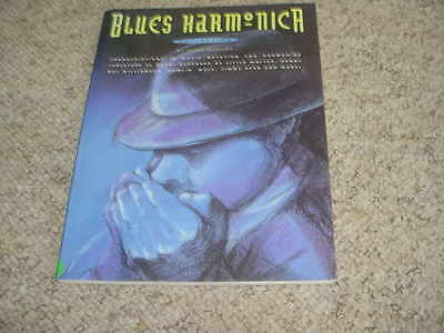 BLUES HARMONICA collection SONGBOOK 1992 by hal leonard