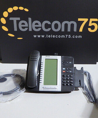 Mitel 5330 Phone   50005804  Backlit With Wireless Module and Headset Charger