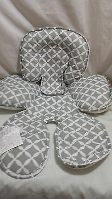 Child of Mine Reversible Baby Body Cuddler Car Seats Infant Head Body Support