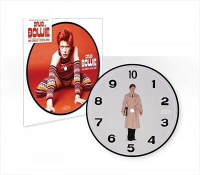 7inch Picture Disc Japan Tokyo Exhibition David Bowie is EXCLUSIVE LIMITED