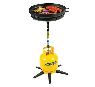 Gasmate Hot Ozi Bbq Series 2 Gas Stove Camp Cooking Camping Bbq