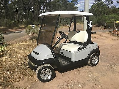 Club car golf cart buggy