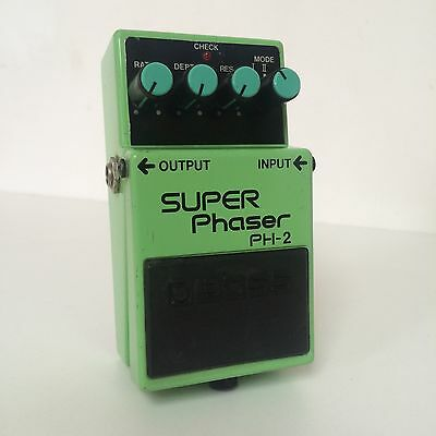 BOSS SUPER PHASER PH-2 ( Pedale Effet Guitare )