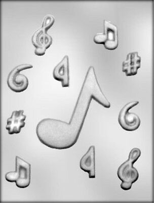 Music Notes Mould