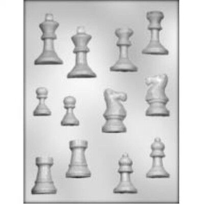 Chess Pieces Mould
