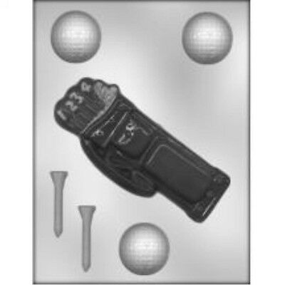 Golf Bag and Ball Mould
