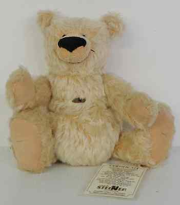 Steiner Mohair Bear 'buffy' Limited Edition