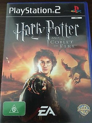 Harry Potter and the Goblet of Fire (Sony PlayStation 2, 2003)