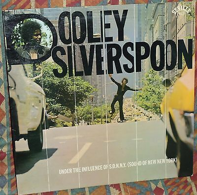 Northern Soul - Dooley Silverspoon - Under The Influence Of S.O.N.N.Y. - LP