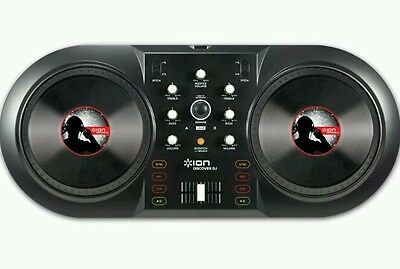 Ion discover dj usb turntables