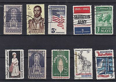 timbres us united states postage usa amerique