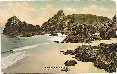 543 Pc  Kynance Cove Posted 1907