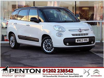 2014 Fiat 500L 1.6 Multijet Lounge MPW 5dr (start/stop)