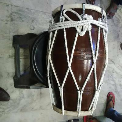 Rope + Bolt Dholak Dholki,real Professional For Orcestra,