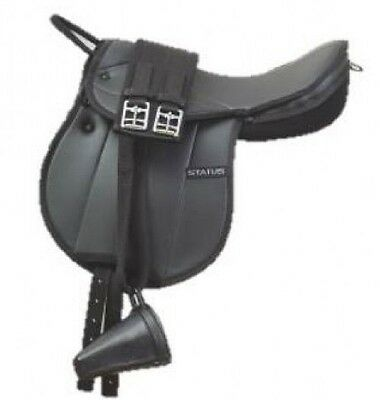 Status Pony Pad / Childs Saddle Fully Mounted (Toddler Size - 7 years) ON SALE.!