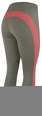Apex Tights Sand-Coral, Small