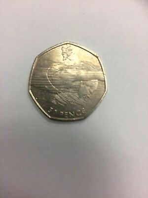 50p 2012 olympic swimmer