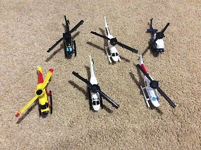 micro machines helicopters