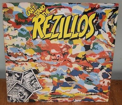 "The Rezillos Cant Stand the Rezillos 12"" Album 1978 K56530  Excellent"