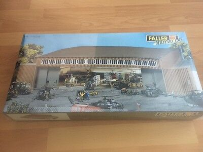 Faller Military 144048  HO Scale Helicopter Hangar