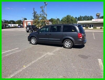 2011 Chrysler Town & Country Touring 2011 Touring Used 3.6L V6 24V Automatic FWD Minivan/Van