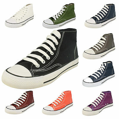 Wholesale Boys Casual Hi Top Pumps 18 Pairs Sizes 13-5  X0002