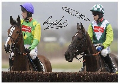 75 #  Kauto Star And Denman  Signed  A4 Photograph Reprint