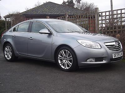 2009 VAUXHALL INSIGNIA 1.8i 16V Exclusive Lovely order.