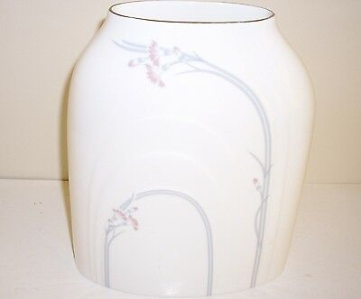 "Royal Doulton Impressions Large Vase by Gerald Gulotta 1982 ""Carnation"""